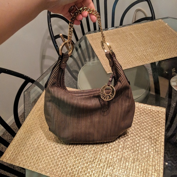 Fendi Handbags - FENDI chef chain hobo bag - 💯 authentic ba63a5ceee